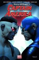 Captain America Steve Rogers t4