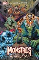 Les monstres attaquent t2