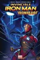 Invincible Iron Man - Ironheart t2