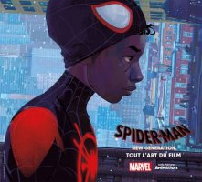 Spider-Man New Generation - Tout l'art du film
