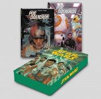 Star Wars - Poe Dameron t1 et t2 - Coffret métal