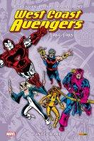 West Coast Avengers l'intégrale 1984-86