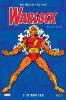 Adam Warlock, L'intégrale 1969 - 74 - Juin 2019