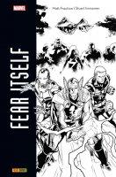 Fear Itself Edition Noir et Blanc