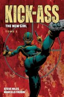 Kick-Ass - The New Girl t2 - Juin 2019