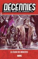 Les décennies Marvel - Les années 70