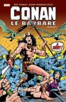 Intégrale Conan le barbare 1970-71