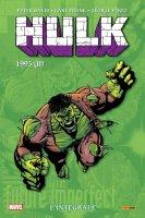 Intégrale Hulk 1993 - Août 2019