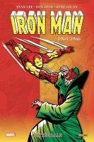 Intégrale Iron Man 1964-66 NE - Août 2019