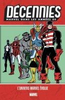 Les décennies Marvel - Les années 80