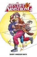 Archer & Armstrong par Barry Windsor-Smith