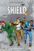 Intégrale Nick Fury 1965-67 NE