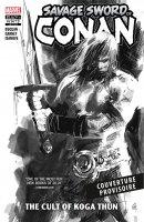 Savage Sword of Conan t1 Noir et Blanc