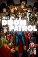 Gerard Way présente Doom Patrol - Octobre 2019