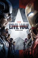 Marvel Cinematic Universe - Captain America Civil War - Octobre 2019