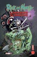 Rick & Morty vs Dungeons & Dragons