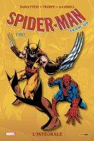 Spider-Man Team-Up - L'intégrale 1982