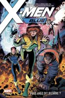 X-Men - Blue t1 - Octobre 2019