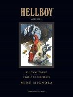 Hellboy Deluxe volume IV