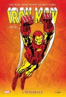 Iron Man L'intégrale 1976