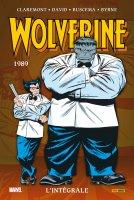 Wolverine l'intégrale 1989 NE