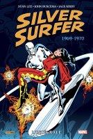 Silver Surfer L'intégrale 1969 - 70 - Décembre 2019