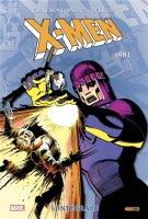 X-Men L'intégrale 1981 NE