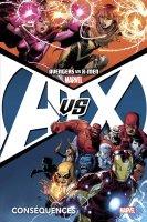 Avengers vs X-Men - Conséquences NE