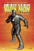 Iron Man L'intégrale 1963-64 NE