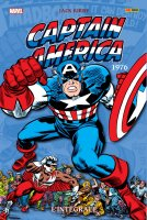 Captain America L'intégrale 1976