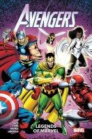 Les légendes de Marvel - Avengers