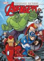 Marvel Action - Avengers - Un nouveau danger