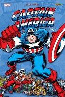 Captain America : l'intégrale 1976