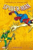 Spider-Man : L'intégrale 1970 NE