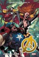 Avengers : jusqu'à la fin T02