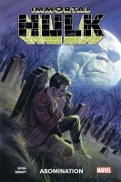 Le lundi c'est librairie ! Immortal Hulk : Abomination T04 - Juillet 2020
