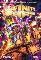 Infinity Wars : Prélude