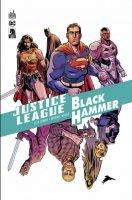 Le lundi c'est librairie ! Justice league/Black hammer - Juillet 2020