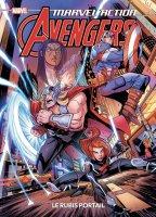 Marvel Action : Avengers - Le portail rubis