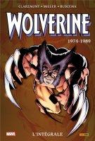 Wolverine : L'intégrale 1974-89 (NE)