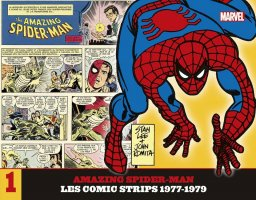 Amazing Spider-Man : Les comic strips 1 (1977-1979)
