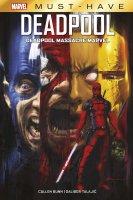 Deadpool Massacre Marvel (Must have)