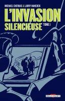 Le lundi c'est librairie ! Invasion silencieuse tome 01 - Août 2020
