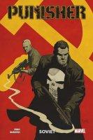 Le lundi c'est librairie ! Punisher : Soviet - Août 2020