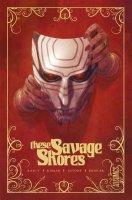 Le lundi c'est librairie ! These Savage Shores - Août 2020