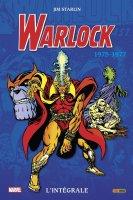 Adam Warlock : L'intégrale 1975-1977