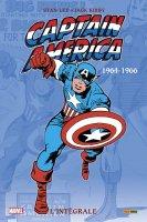 Captain America : L'intégrale 164-1966 NE