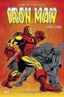 Iron Man : L'intégrale 1966-1968 (NE)
