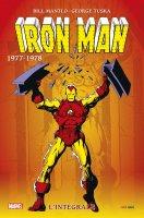 Iron Man : L'intégrale 1977-1978