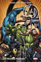 New Avengers : Un monde parfait Tome 2